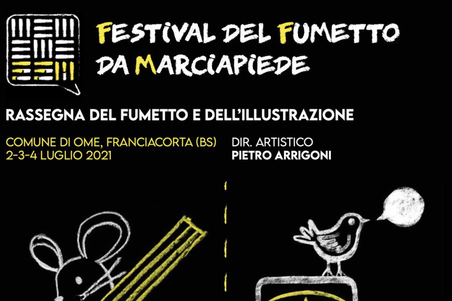 Festival del Fumetto da Marciapiede
